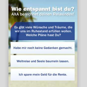 Axa Relax Rente
