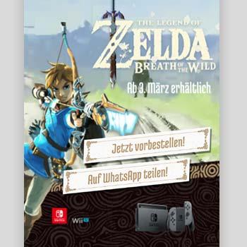 Nintendo - Zelda